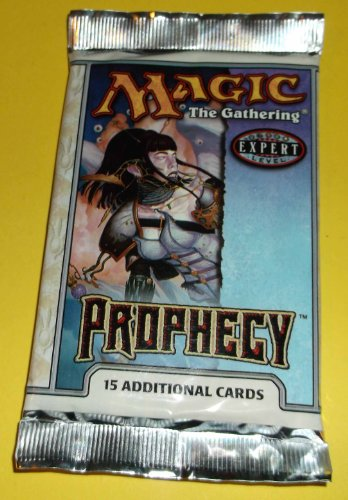 Magic the Gathering Prophecy 15 Additional Cards Booster Pack ()