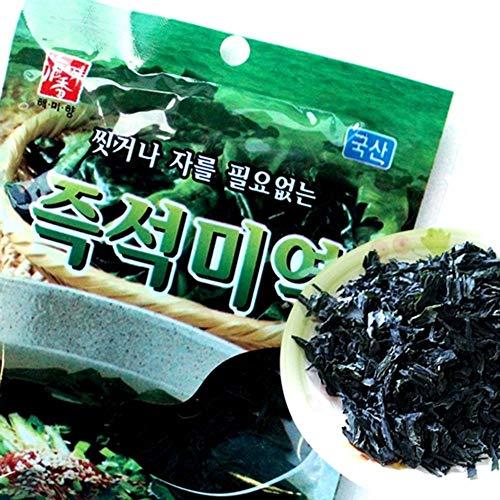 Dried Cut Seaweed 15g x 9 by Samil Food