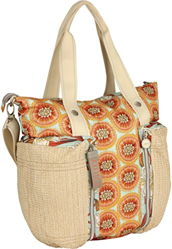 Oilily Whoopy Ornament Shopper XLVZ 502 light turqoise