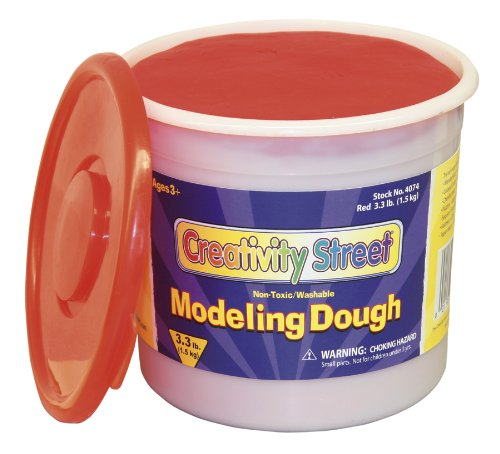 red-modeling-dough-33-lb