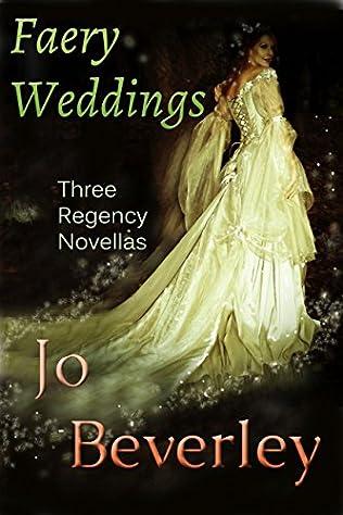 book cover of Faery Weddings