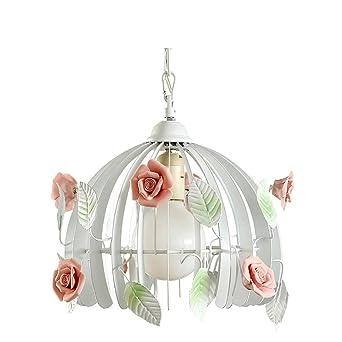 Céramique Suspendu En Suspension Rétro Luminaire Lampe Fleur qVSzpGUM