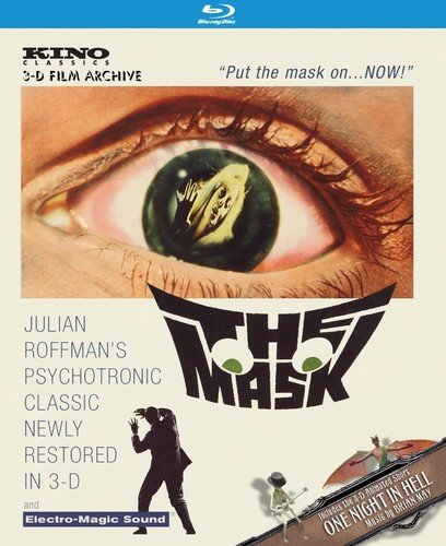 The Mask 3-D [Blu-ray] ()