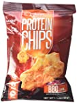 Quest Nutrition Protein Chips, BBQ, 2...