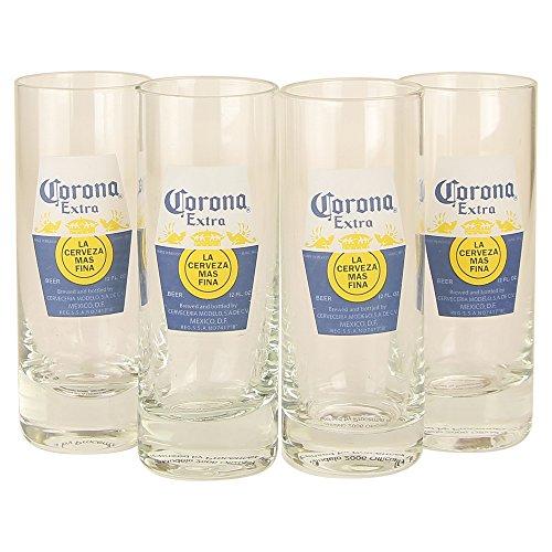 Corona Extra Glass Shot Tall