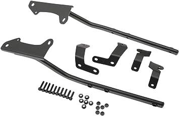 Givi 1146fz Monorack Arme Für Topcase Montage Schwarz 40 Auto