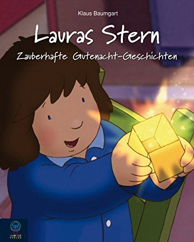 Lauras Stern - Zauberhafte Gutenacht-Geschichten: Band 4 (Lauras Stern - Gutenacht-Geschichten, Band 4)