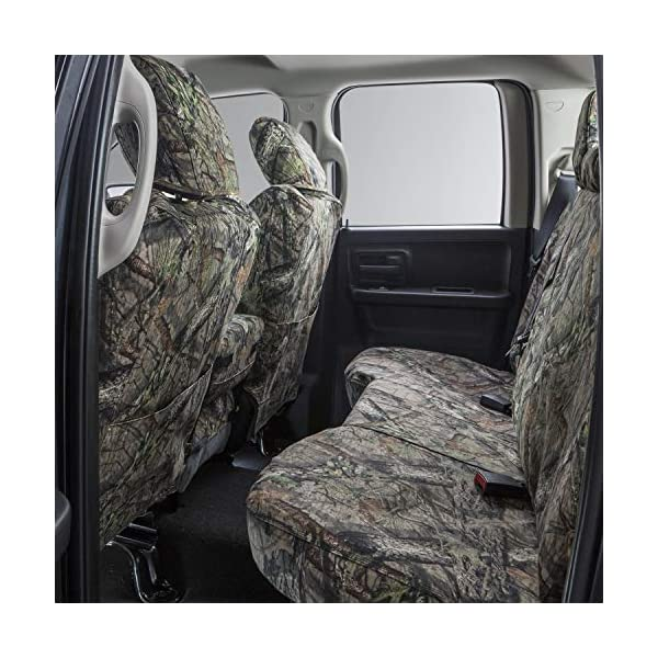 SSC3241CAMB Covercraft Carhartt Mossy Oak Camo SeatSaver Front Row Custom Fit Seat Cover for Select Chevrolet//GMC Models Duck Weave Break-Up Country