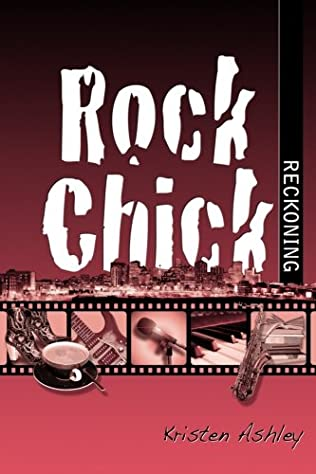book cover of Rock Chick Reckoning