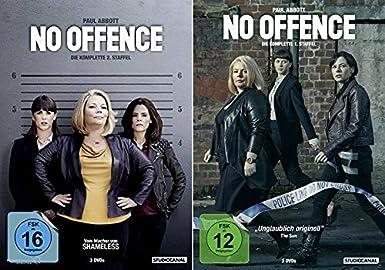 No Offence - Die komplette 1. + 2. Staffel (6-DVD)