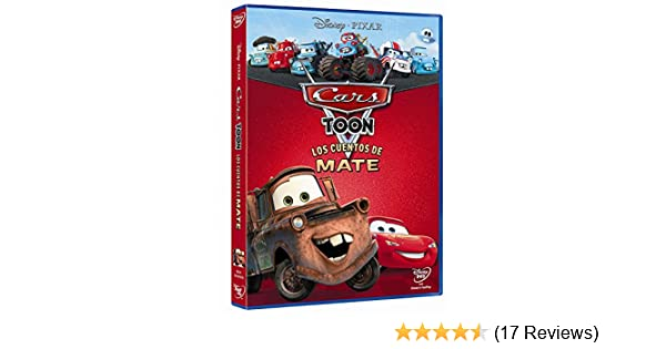 Amazon.com: Cars Toon: Los Cuentos De Mate (Import Movie) (European Format - Zone 2) (2010) Personajes Animados; Rob Gi: Movies & TV