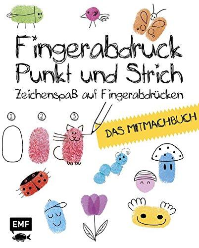 Ed Emberley'S Fingerprint Drawing Book: Amazon.De: Ed Emberley