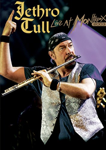 Jethro Tull - Live at Montreux, -