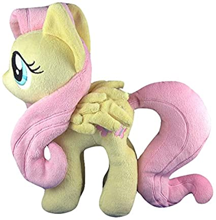 324497300b6 Image Unavailable. Image not available for. Color  4th Dimension My Little  Pony Fluttershy 12 quot  Plush