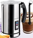 Secura Automatic Electric Milk Frother and Warmer (250ml) MMF-003 by Secura