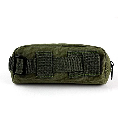 Huntvp Tactical Eyeglasses Soft Case Molle Zipper Sunglasses Carrying Case Portable,Dark - Sunglass Website