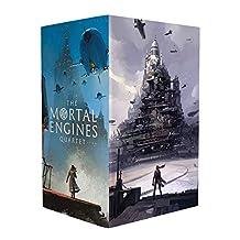Mortal Engines Box Set (Books 1-4)