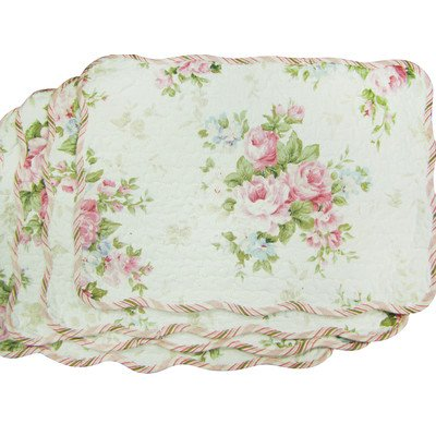 quilted table placemats - 8
