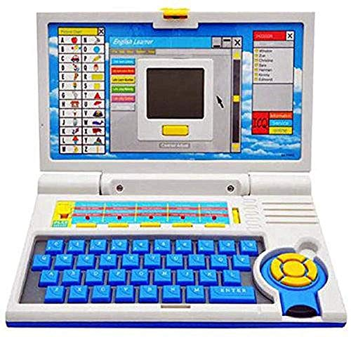 FunBlast Laptop Smart English Learning Educational Laptop ...