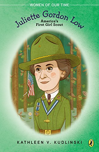 Girl Scout Camping Activities (Juliette Gordon Low: America's First Girl Scout (Women of Our Time))