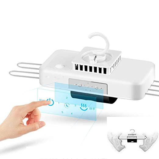 MOOSAGE Mini Secadora portátil con Perchero Secado rápido ...