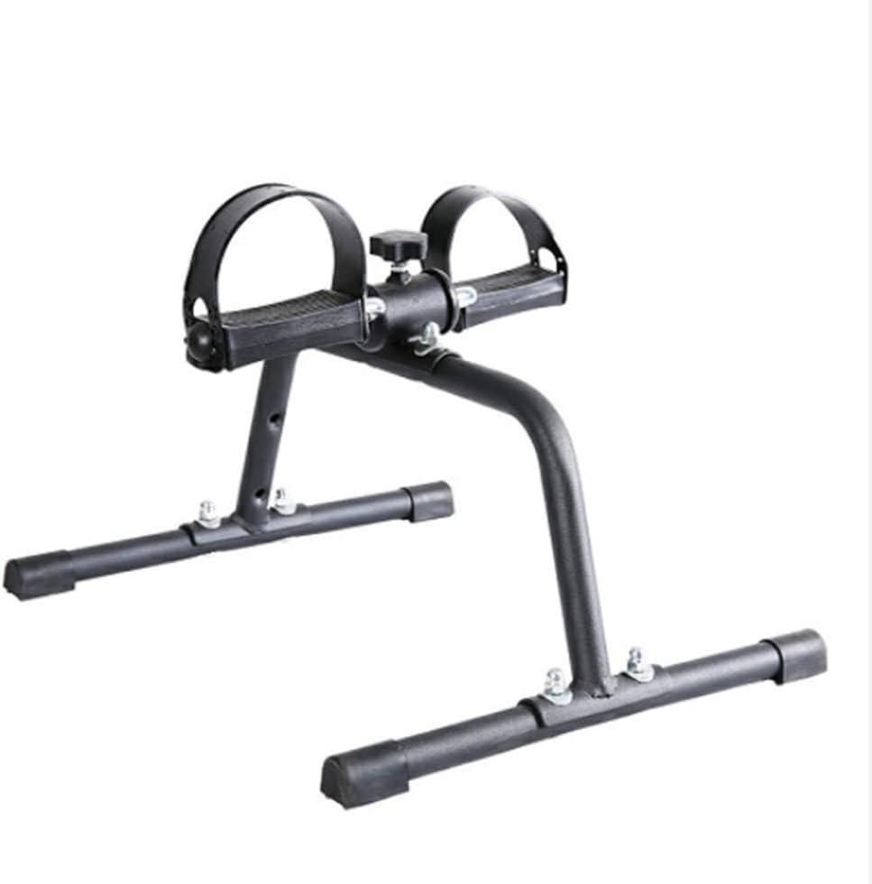 HUJPI Portable Mini Bicicleta EstáTica, Adecuado para El Hogar Y ...