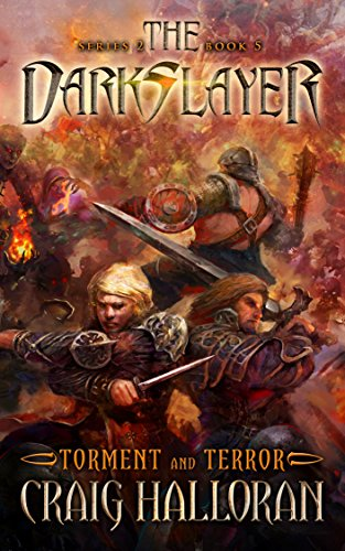 The Darkslayer: Torment and Terror (Series 2, Book 5) (Bish and Bone Series 2)