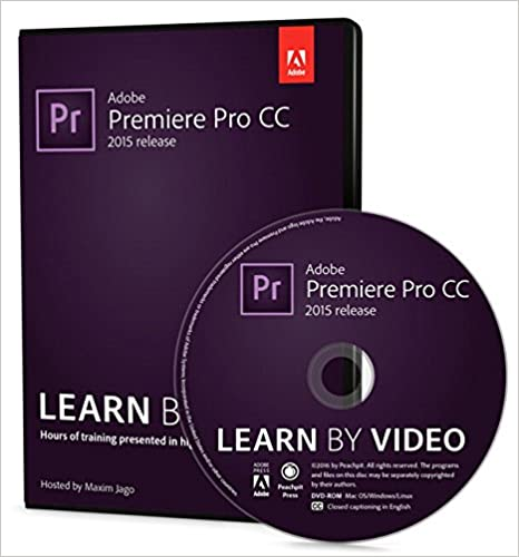 Adobe premiere pro cc learn by video 2015 release maxim jago adobe premiere pro cc learn by video 2015 release 1st edition ccuart Image collections