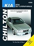img - for Chilton's Kia Optima 2001-10 Repair Manual (Chilton's Total Car Care Repair Manuals) book / textbook / text book