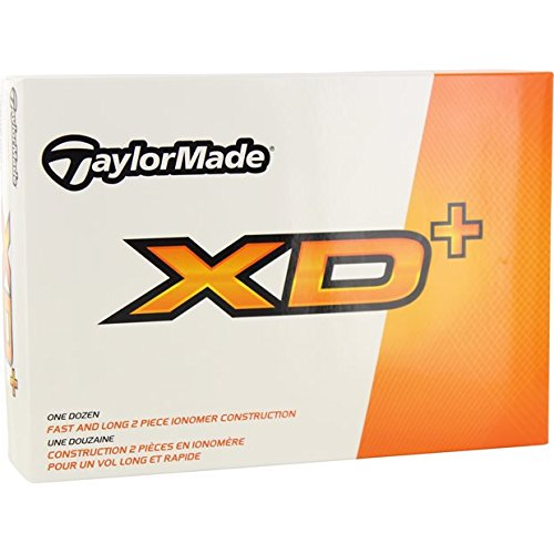 TaylorMade XD + Golf Balls