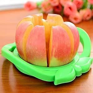 Apple Corer Slicer Divider Blade Cutter Fruit Cutter