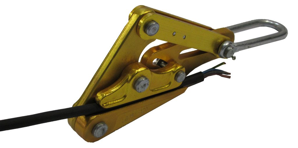 Wire Rope Pulling Grips - Wire Data •