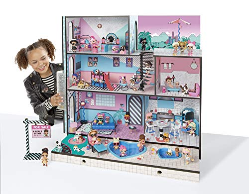 L.O.L. Surprise! House is one of the hottest toys for girls age 6 to 8