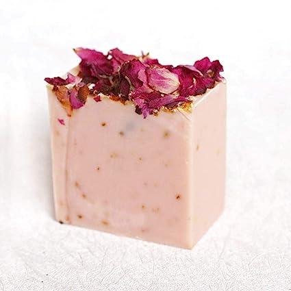 Jabón orgánico hecho a mano Jabón natural hecho a mano con aceite de ...