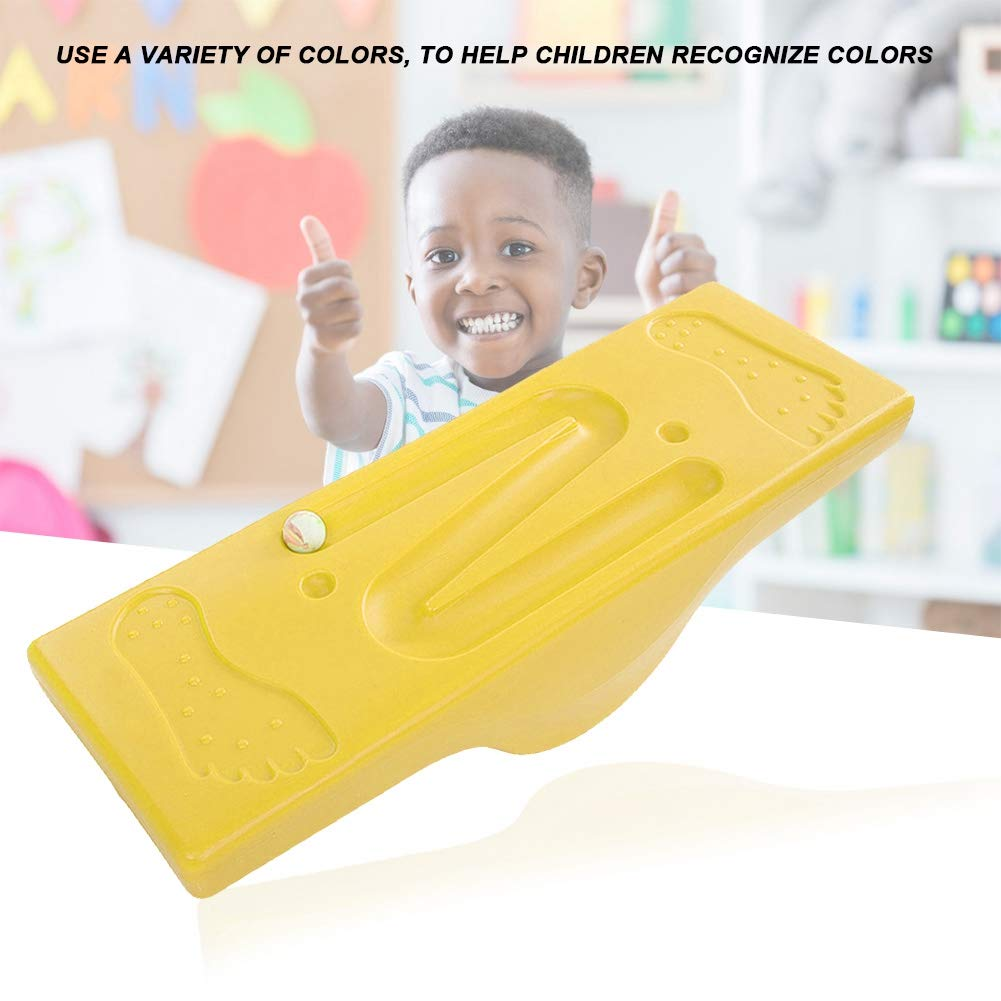 VGEBY1 Kids Balance Board Toy Children Balance Training Sensory Developing Toy for Early Education