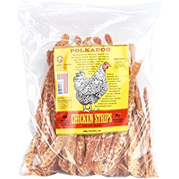 Amazon.com : Polka Dog Bakery Haddock Skins All Natural