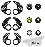 Best Cell Phones Parts Ear Pieces - ALXCD Earhook Ear Gel Ear Piece for Jaybird Review