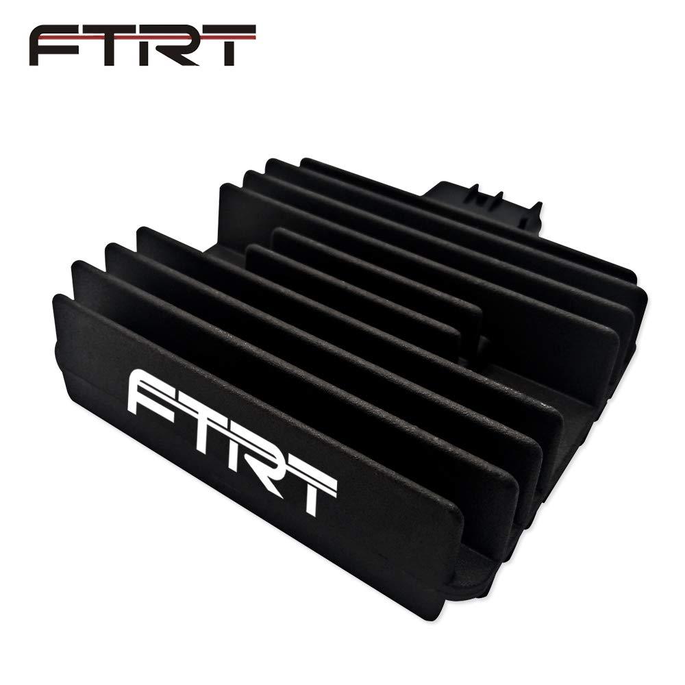 FTRT Voltage Regulator Rectifier for Yamaha YZF R6 2006-2016,Suzuki GSR400 GSR600 2006-2010, Suzuki AN250 2003-2006, AN400 2003-2010, Suzuki GSX1400 2002-2007 Torun tech