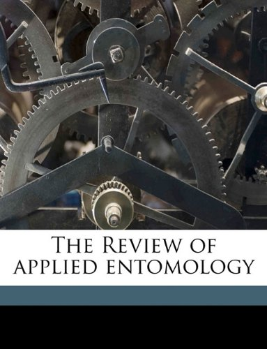 Download The Review of applied entomology Volume v. 7 1919 pdf epub