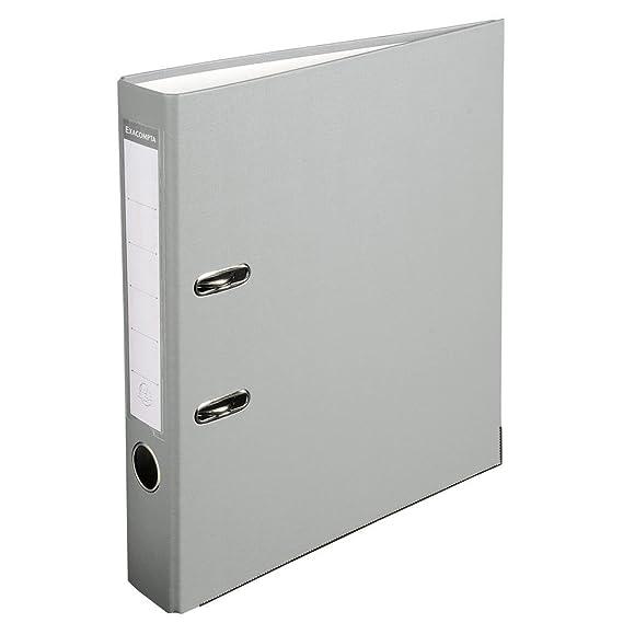 Exacompta archivador (polipropileno, A4, 2 anillas, lomo 50 mm, kaschierter cartón Lila: Amazon.es: Oficina y papelería