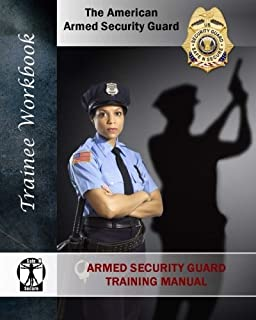 Amazon the effective security officers training manual armed security guard training manual the american armed security guard fandeluxe Image collections