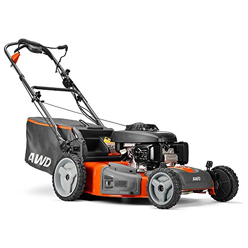"Husqvarna 961450029 HU800AWDX Honda 3-in-1 All Wheel Drive Hi Wheel Mower, 22""/190cc"