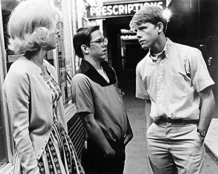 De la película de tienda de Ron Howard como Steve bolander ...