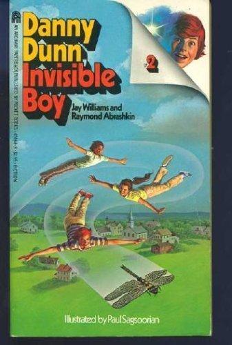 Danny Dunn Invisible Boy