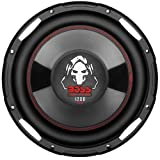 "BOSS P80DVC Audio Systems 1000 Watt 8"" 4 Ohm Subwoofer"