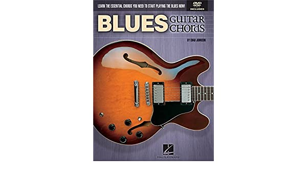 Amazon.com: Chad Johnson: Blues Guitar Chords. Partitions, DVD ...