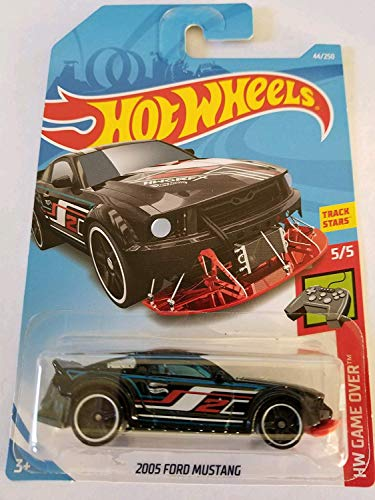 Hot Wheels Mattel 2019 Hw Game Over 44/250 - 2005 Ford Mustang