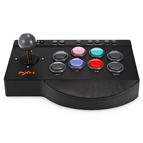 LXWM Arcade Joystick Game Controller Juego Rocker Cable Gamepad ...