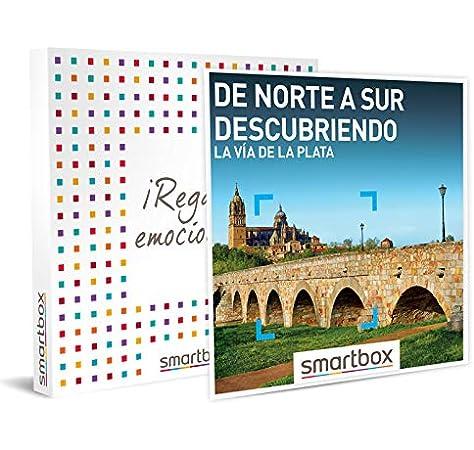 SMARTBOX - Caja Regalo - De Norte a Sur descubriendo la Vía de la Plata - Idea de Regalo - 2 Noches con Desayuno para 2 Personas: Amazon.es: Deportes y aire libre