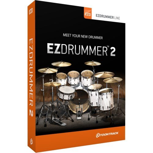 Toontrack EZdrummer 2 - Drum Software